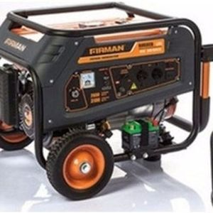 Sumec Firman Rugged Generator With Key Starter - 3.2KVA