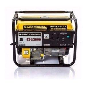 Sumec SPG-2900, Fireman MANUAL START Generator
