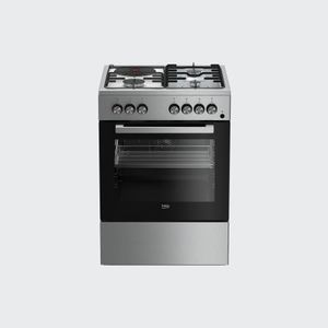 Beko 4 Gas Burners, Oven + Grill