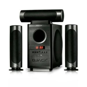 Djack 5.1ch Powerful Bluetooth Bass Home Theatre Sound System DJ-5050