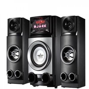 Djack 3D Bluetooth Home Theater System With Remote Dj 3030 Djack
