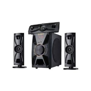 Djack PREMIUM HOME THEATRE SYSTEM AND POWERFUL DVD PLAYER DJ-3032