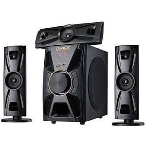 Djack Powerful Bluetooth Home Theater+DVD Player