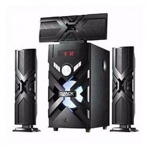 Djack Powerful X-Bass Bluetooth Home Theatre DJ-23