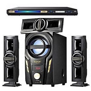 Djack Home Theater System Bluetooth 403/DVD Player+Power Surge