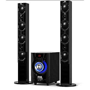 Djack 3.1 POWERFUL HOME THEATRE SYSTEM + DVD PLAYER