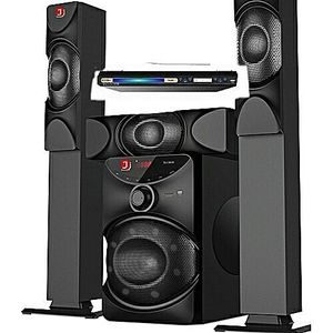 Djack Sound Bass Dj Jack Home Theater  System Bluetooth