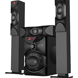 Djack Heavy Duty Bluetooth HiFi System - DJ-L2