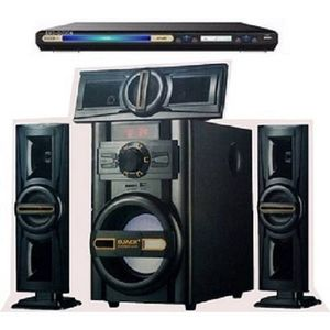 Djack Bluetooth Home Theatre System  And DVD Player