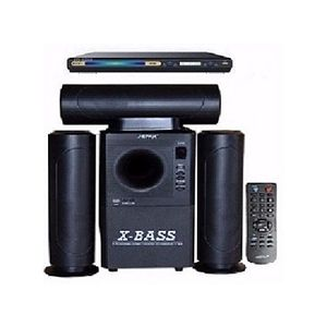 Djack Strong Bluetooth Home Theatre System Dj-703A With DVD Player