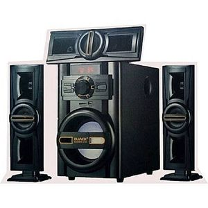 Djack Bluetooth Home Theatre System DJ-D3L+DVD Player And Surge