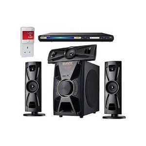 Djack 3.1 Bluetooth HomeTheatre System + DVD PLAYER+Power Surge