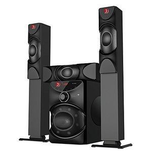 Djack 1503L 3.1CH Heavy Duty Bluetooth Home Theatre System + DVD Player And Power Surge