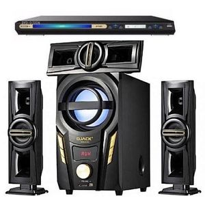 Djack  3.1CH DJ403 Bluetooth Home Theatre+DVD PLAYER+Power Surge