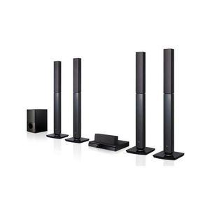 LG 600W 2.2Ch Bluetooth DVD Home Theatre System - LHD 667