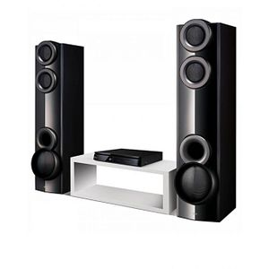 LG 1000 WTS HOME THEATER SYSTEM With Bluetooth And Free Hdmi ,two Years Warranty