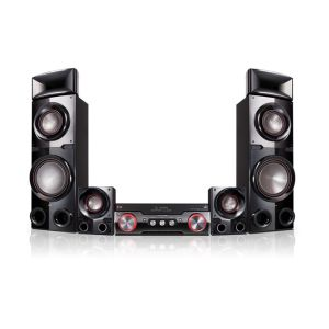 LG 1000WATTS Bluetooth Enabled Home Theatre + Free HDMI Cable + 4 Standing Speakers