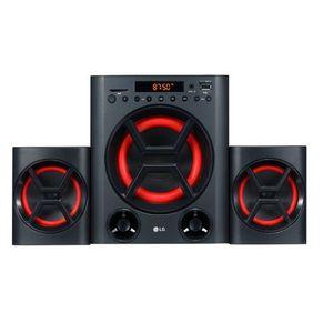 LG XBOOM Wireless Audio Streaming System LK72B