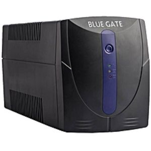 Blue Gate BG1230 Line Interactive 1.2KVA UPS - Plastic Body