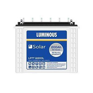 Luminous 220AH/12V Tubular Inverter Battery