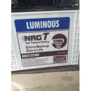 Luminous Tubular Battery 220AH/12V