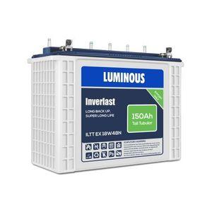 Luminous Tubular Battery - 150AH/12V