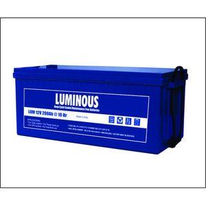 Luminous 200AH/12V Inverter Battery
