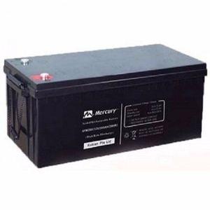 Mercury 12V, 200Ah Deep Cycle Inverter Battery