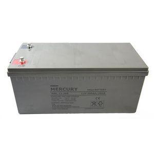 Mercury Deep Cycle Inverter Battery 12V, 200AH