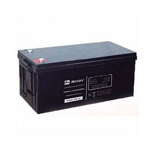 Mercury 12V, 200Ah Inverter Battery