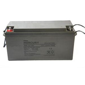 Mercury 150ah/12v Deep Cycle Battery
