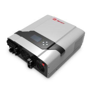 Mercury 3kva Spirit Plus Solar Hybrid Inverter Charge Controller