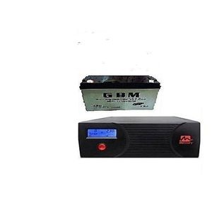 Mercury 1.2KVA Inverter And 65A Battery
