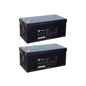 Mercury 2 X 100Ahs Inverter Battery(Delivery-Lagos Mainland Only)