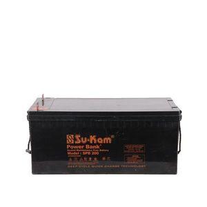 Sukam 12V 200Ah SMF Battery For Inverter
