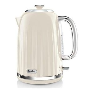 Breville Beautiful Claret Red Electric Jug Kettle - 3000W - 1.7L Wireless Rapid Boil Kettle - Stylish & Durable Design - Stainless Steel