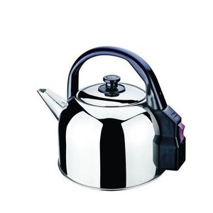 Crown Star Electric 5 Litres Kettle -Silver