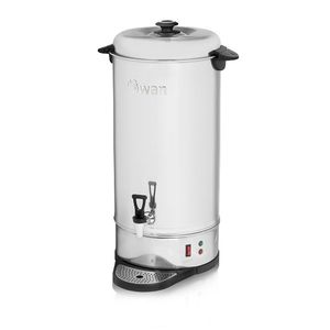 Crown Star Electric Tea Urn Kettle And Dispenser - 26Litres