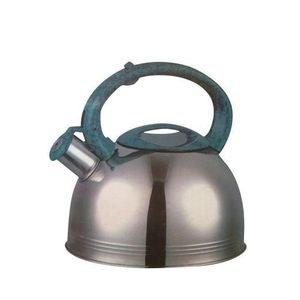 Eurosonic Stainless Steel Whistling Kettle - 5 Litres