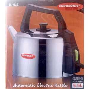 Eurosonic Whistling Kettle 5 Litres -