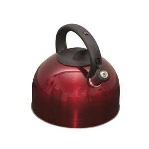 Eurosonic Stainless Steel Whistling Kettle 5 Litres