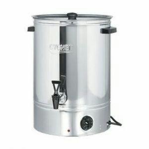 Master Chef Large Electric Kettle/Tea Urn Hot Water Dispenser