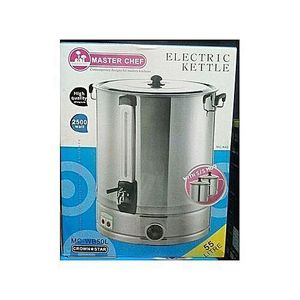 Master Chef Electric Kettle With Tea Urn AND Dispenser -15Litres