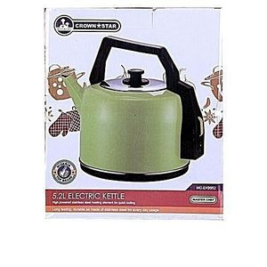 Master Chef Cordless Electric Kettle 2.2LTR.