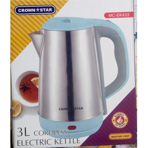 Master Chef Electric Kettle With Water Dispenser -15Liters