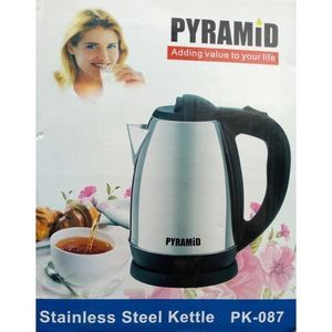Pyramid Electric Stainless Kettle 2.2 L
