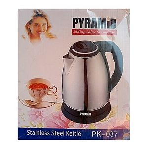 Pyramid Electric Kettle 2.2Litre Stainless Steal