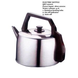 Qasa Electric Kettle 4.1L. High Quality And Durable