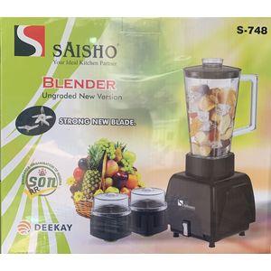 Saisho 3in1 Grinder/blender S-748
