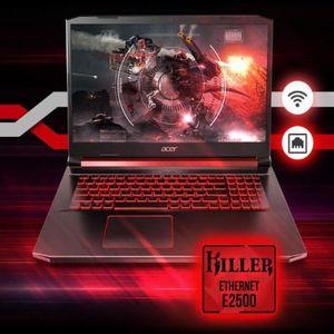Acer Nitro 5 Intel Core I5- 8300H 8GB RAM(Upgradable To 32GB) 1TB HDD- 4GB NVIDIA GeForce GTX 1050 WIns 10